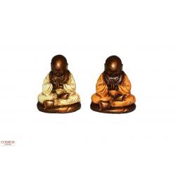 **Monje Shaolin meditando 10cm