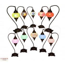 **Lámpara Turca de Brazo...