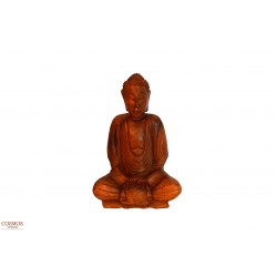 **Buda Thai tallado en...
