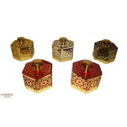 **Joyero Hexagonal con...