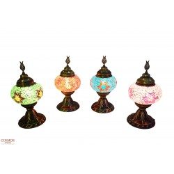 **Lámpara Turca Mosaico Nº2...