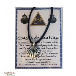 **Collar Concha de Santiago...