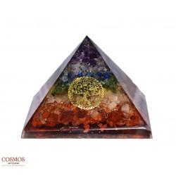 """**Pirámide 3"""" 7 Chakras..."""
