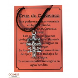 **Collar Cruz de Caravaca...