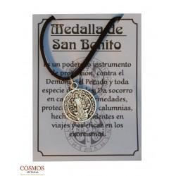 **Collar Medalla de San...