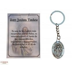**Llavero San Judas Tadeo...