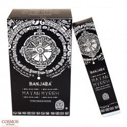 **Caja Varas Mayan Myrrh...