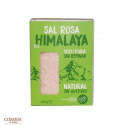 **Caja Sal Rosa del...