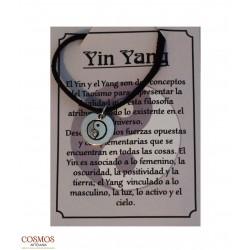 **Collar Yin Yang (aleación...