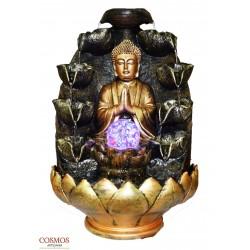 **Fuente Buda dorado...