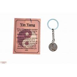 **Llavero Yin Yang...