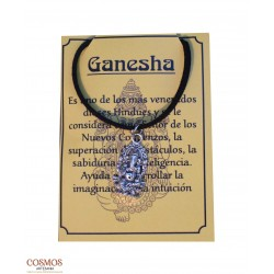 **Collar Ganesha (aleación...