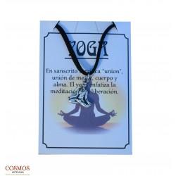 **Collar Yoga (aleación de...