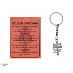 **Llavero Cruz de Caravaca...