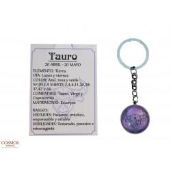**Llavero Tauro Amuleto de...