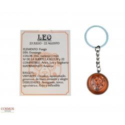**Llavero Leo Amuleto de la...