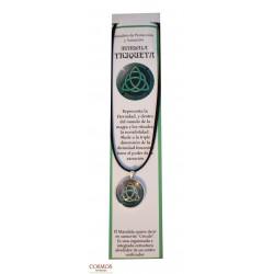 **Collar Mandala Triqueta...