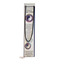 **Collar Mandala Yin Yang...