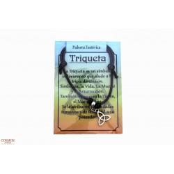 **Pulsera Triqueta...