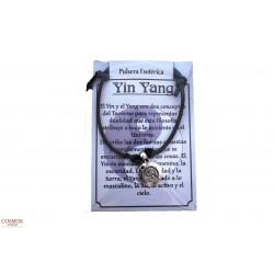 **Pulsera Yin Yang...