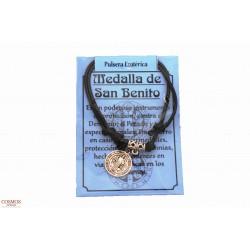 **Pulsera Medalla de San...
