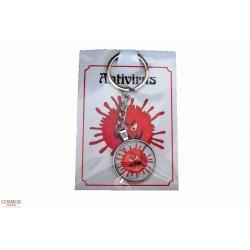 **Llavero Antivirus Amuleto...