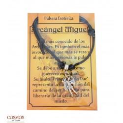 **Pulsera Arcángel Miguel...