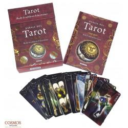 **Baraja Tarot con libro...