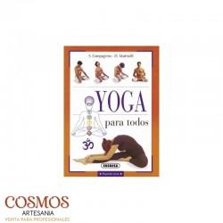 **Libro Yoga para todos...