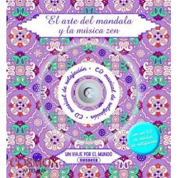 **Libro colorear Un Viaje...