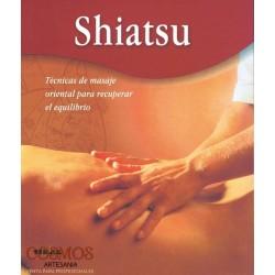 **Libro Shiatsu. Técnicas...