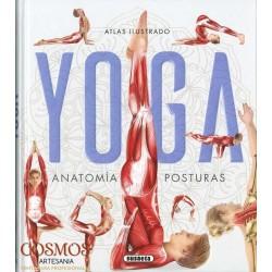 **Atlas ilustrado Yoga....