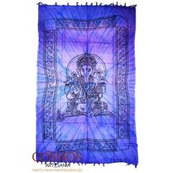 **Cubrecama Ganesha...