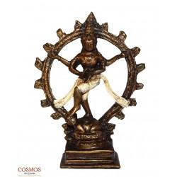 **Shiva resina 17cm
