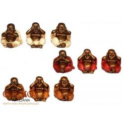 **Set 3 Budas Sabios Ver...