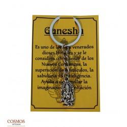 **Llavero Ganesha (aleación...