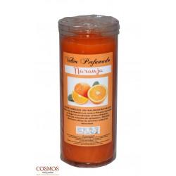 **Vela Perfumada Naranja...