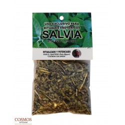 **Salvia Hierbas de Santería
