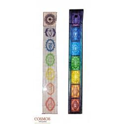 **Incensario mosaico 7 Chakras