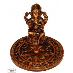 **Incensario redondo Ganesha