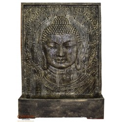 **Fuente Exterior Buda Thai...