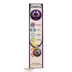 **Collar Mandala 7 Chakras