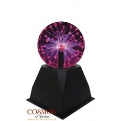 **Lámpara esfera de plasma...