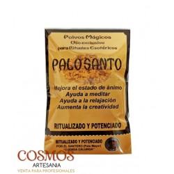 **Palo Santo Ritualizado y...