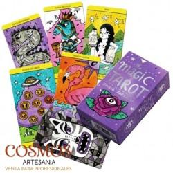 **Cartas Magic tarot by...