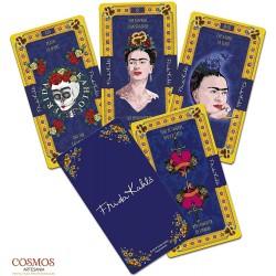 **Cartas Frida Kahlo Tarot...