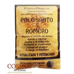 **Palo Santo y Romero...