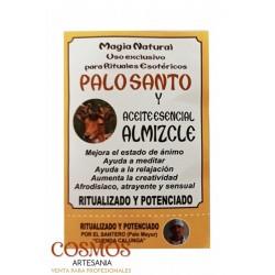 **Palo Santo y aceite...