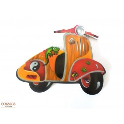 **Colgador de Pared Vespa...