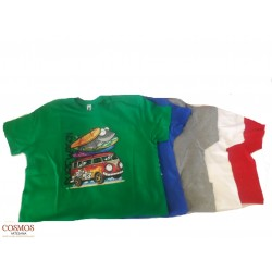 **Camiseta Adulto Supe Wagon